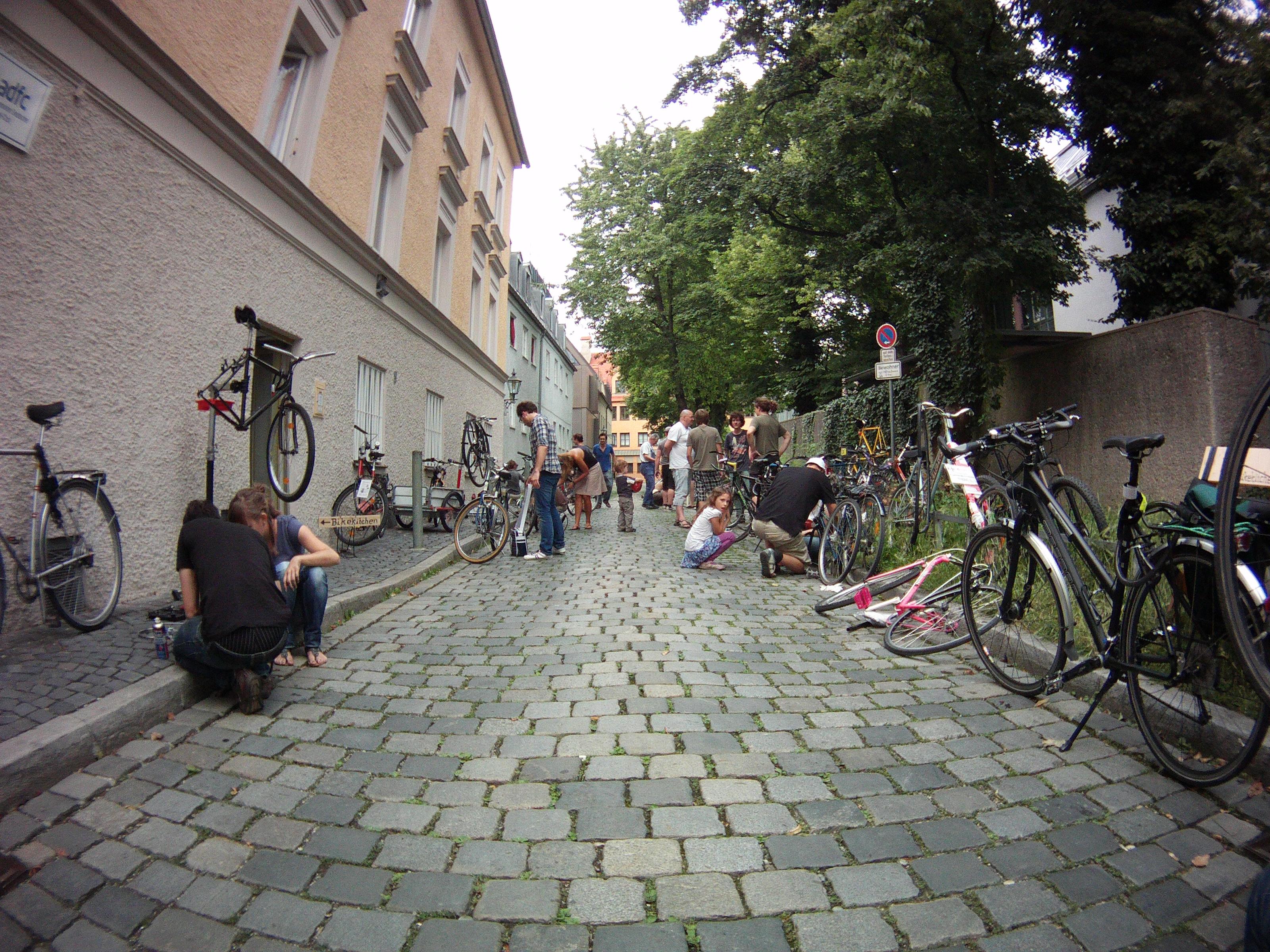 Bikekitchen Augsburg