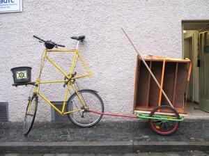 Transporte Fahrradanhänger tallbike xxl (1)