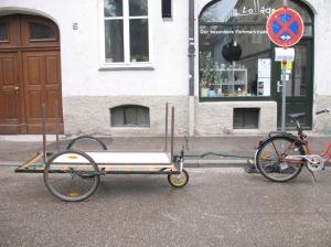Transporte Fahrradanhänger tallbike xxl (2)