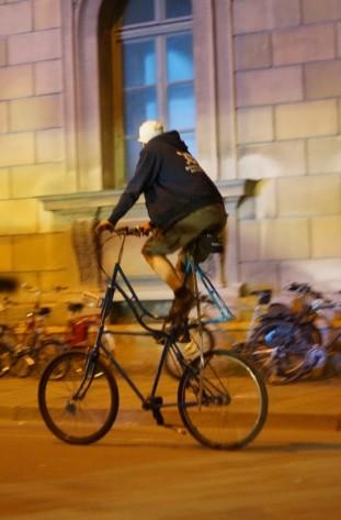 Radlnacht Tallbike