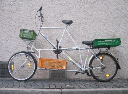 cargo tall bike